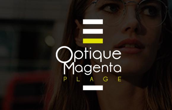 OPTIQUE MAGENTA PLAGE